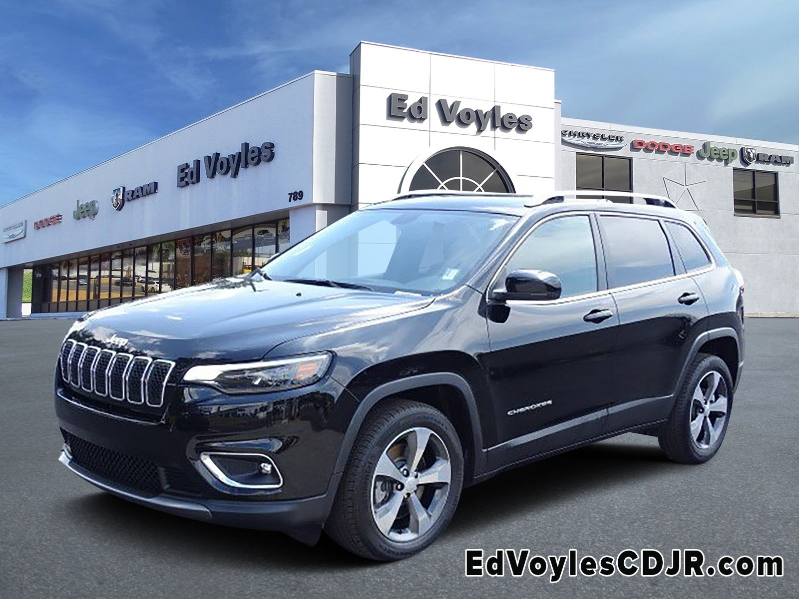 Jeep Certified Pre-Owned >> Certified Pre Owned 2019 Jeep Cherokee Limited Sport Utility In