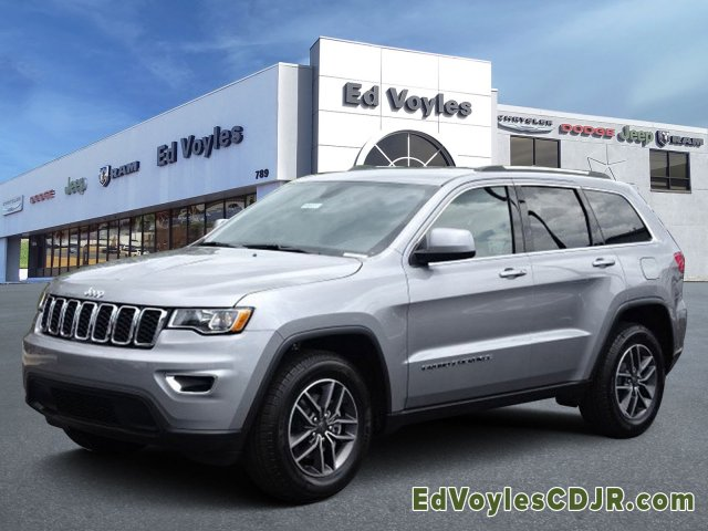 New 2019 Jeep Grand Cherokee Laredo E With Navigation