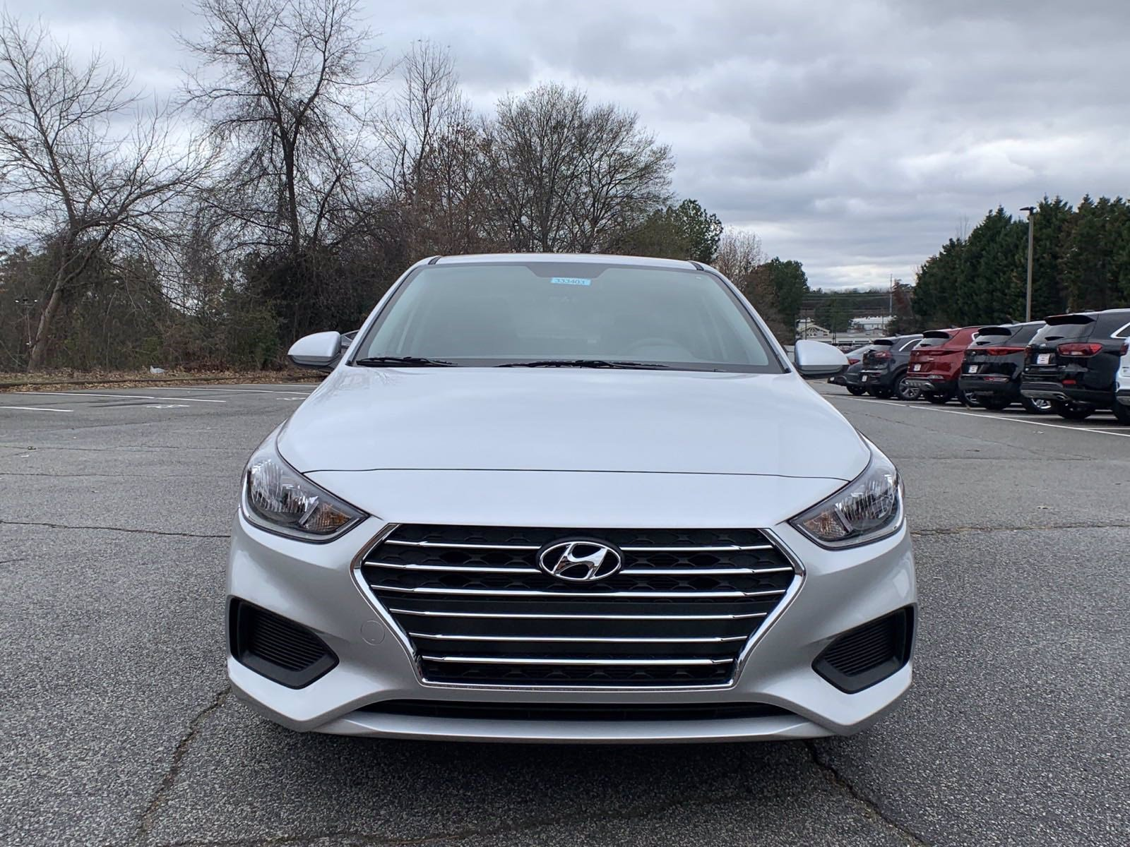New 2020 Hyundai Accent SE