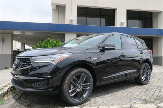 New 2020 Acura Rdx A Spec Package With Navigation Awd