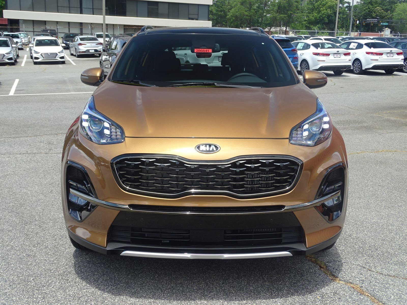 New 2020 Kia Sportage SX Turbo