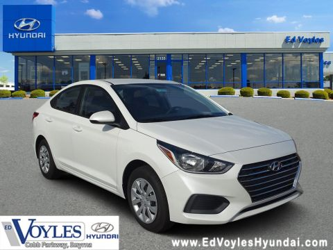 New 2019 Hyundai Accent SE