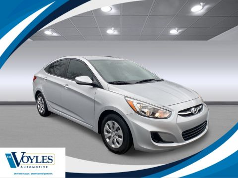 Certified Pre-Owned 2017 Hyundai Accent SE